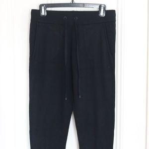 n:PHILANTHROPY Black Joggers/Sweatpants